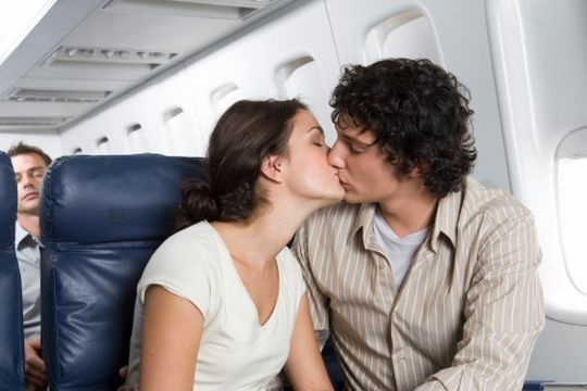 Sexual antics of airline passengers!