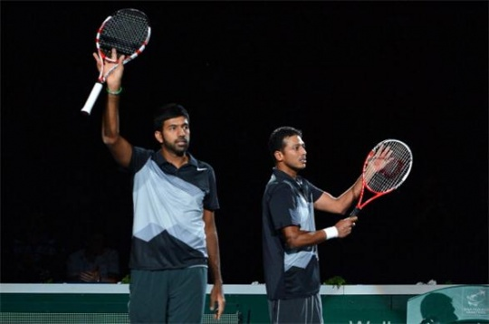Mahesh Bhupathi, Rohan Bopanna Split