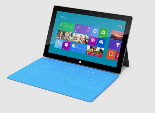 Review: The 'Addictive' Microsoft Surface