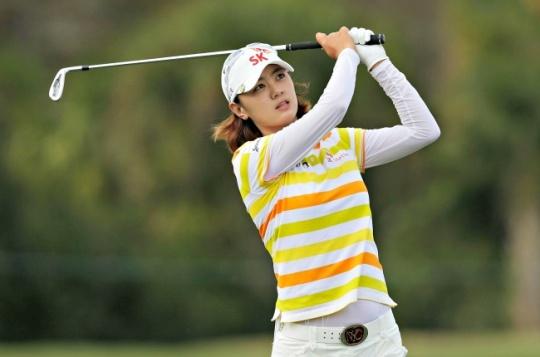 Na Yeon Choi wins LPGA season finale