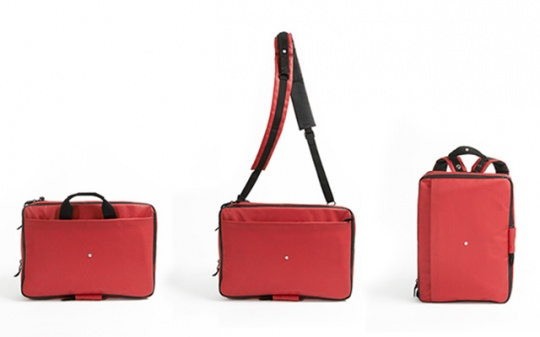A 'Smartbag' that Charges All Your Gadgets!