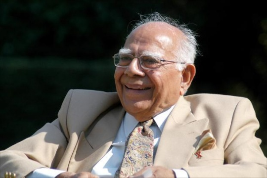 Ram Ram! BJP Throws Jethmalani Out