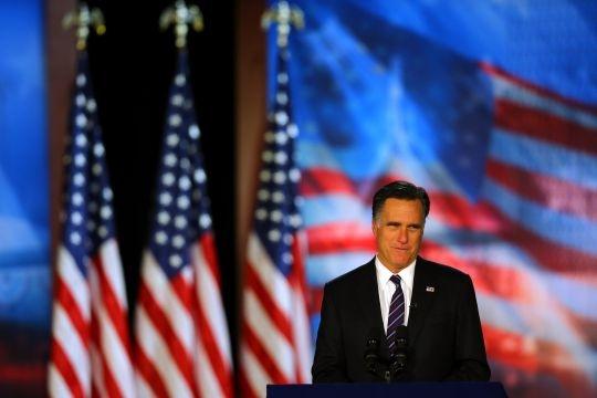 'Romney is President'