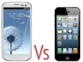 Samsung Galaxy S III Beats iPhone 4S