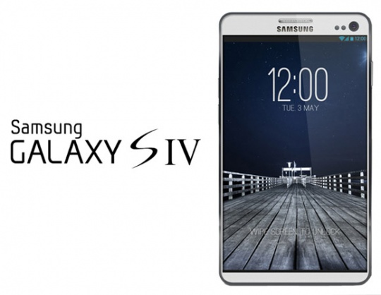 Samsung Galaxy S IV: