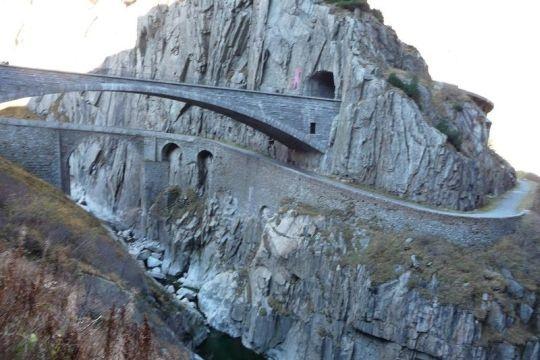 Teufelsbrücke, Switzerland