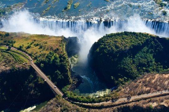 Victoria Falls Bridge, Zimbabwe/Zambia