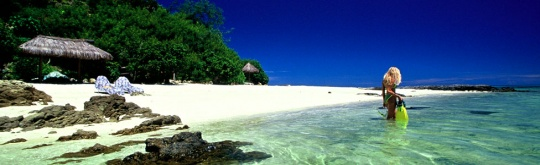 Wadigi Island, Fidji