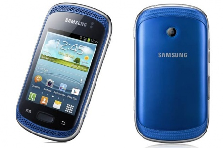 Samsung Launches Galaxy Music Smartphone