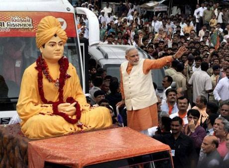Gujarat Polls: It's Advantage Modi
