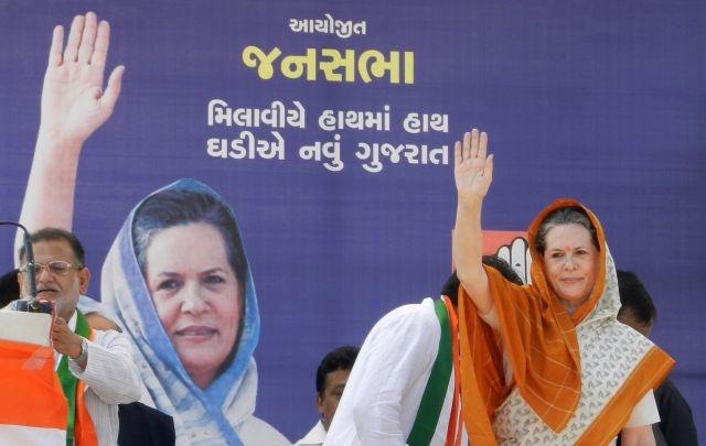 The anti-Dalit Sonia