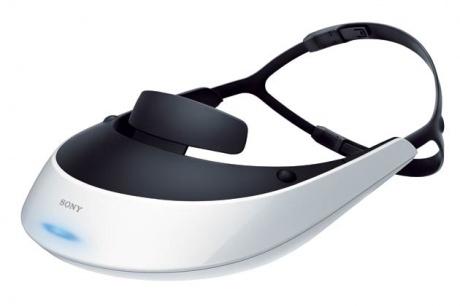 wearable 3D TV