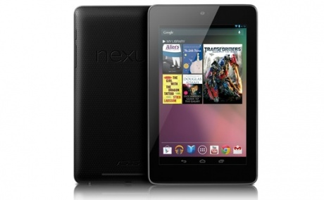 Google's Nexus 7 Named 'Gadget of the Year'