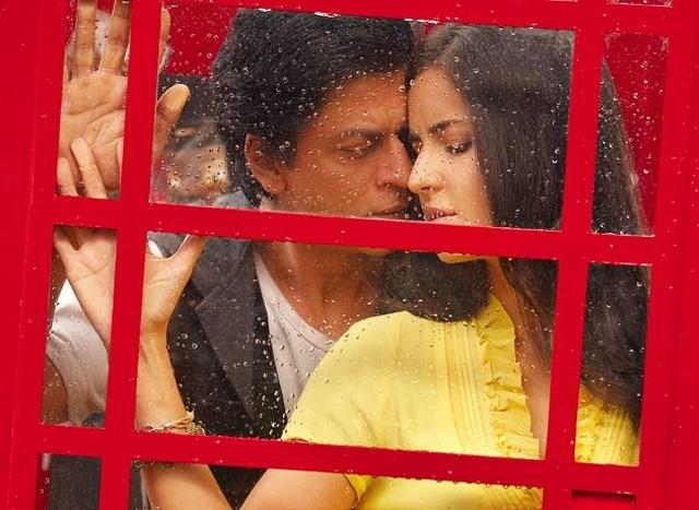 SRK-Kat in Jab Tak Hai Jaan