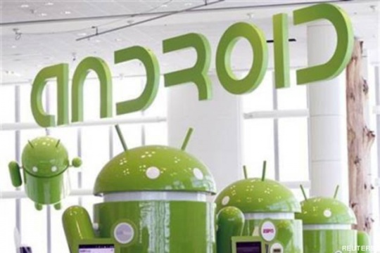 Android to beat Windows in 2016