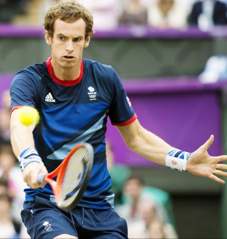 Andy Murray has no love for books