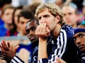 Nowitzki sits out in Mavericks' loss at Barcelona