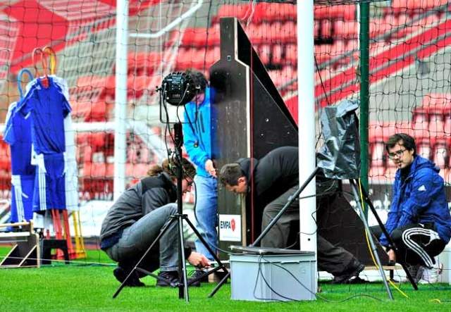 Goal-line technology passes another hurdle