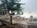 Hurricane Sandy slams into Cuba