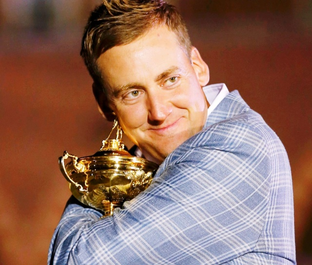 Ryder Cup love affair fires up Poulter