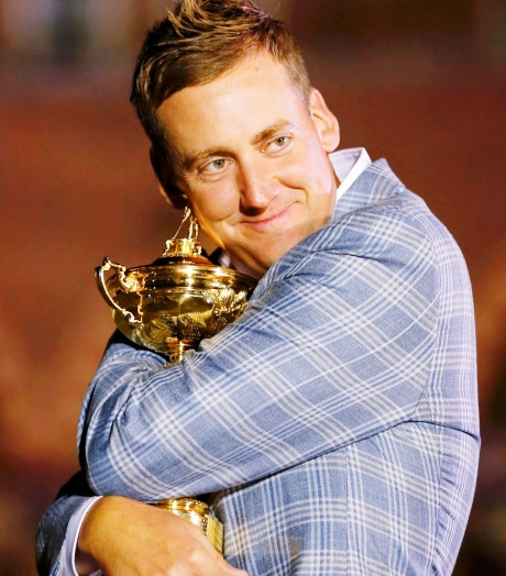 Ryder Cup star Poulter gets European Tour award