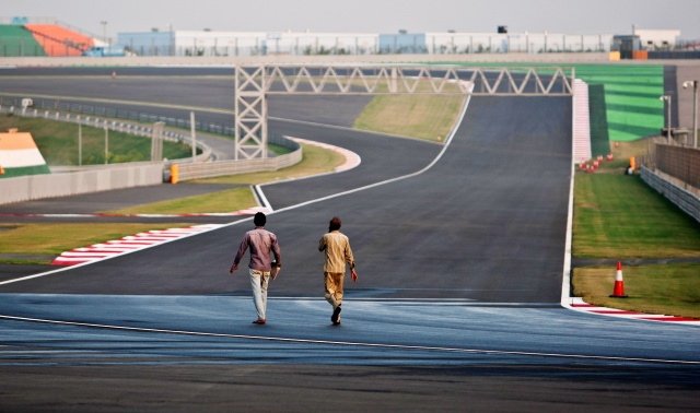 Indian Grand Prix: Where's the Buzz?