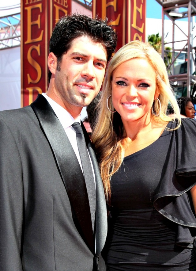 Jennie Finch &amp; Casey Daigle