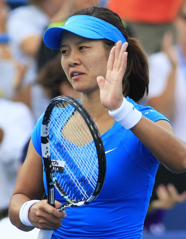 Age is nothing, says resurgent Li Na