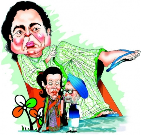 Mamata's Anti-UPA Rally: Does Anyone Care?