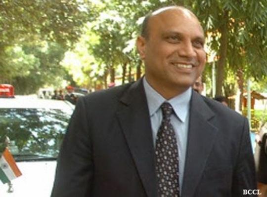 Human Resource Development Minister M.M. Pallam Raju