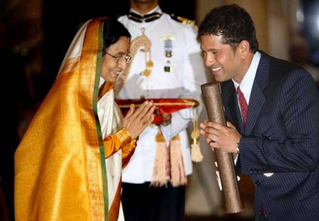 Padma Vibhushan (2008)