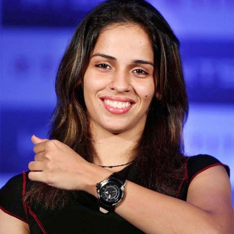 Feeling Fresh & Good: Saina Nehwal