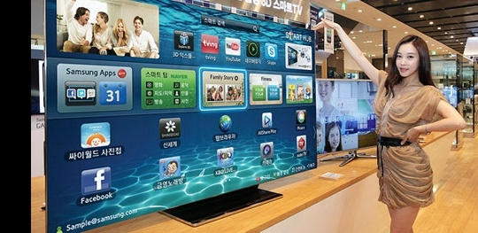 Samsung Launches 75-inch LED Smart TV at Rs 7.5 lakh