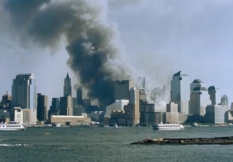 September 11, 2001 terror attack