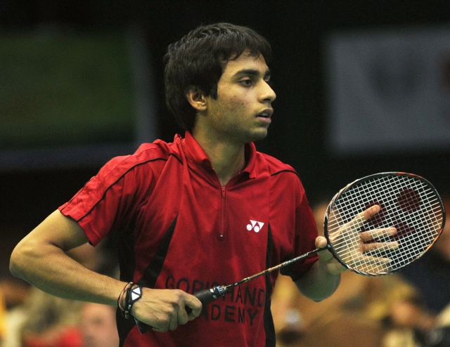 Shreyansh ousts top seed Sourabh