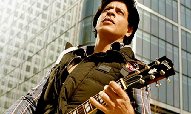 SRK in Challa