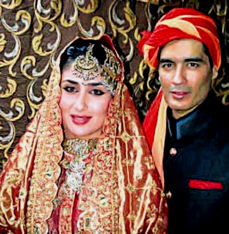 Kareena Kapoor and Manish Malhotra
