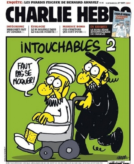 Prophet Mohammed cartoon