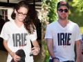 Kristen Stewart spotted wearing Pattinson's T-shirt