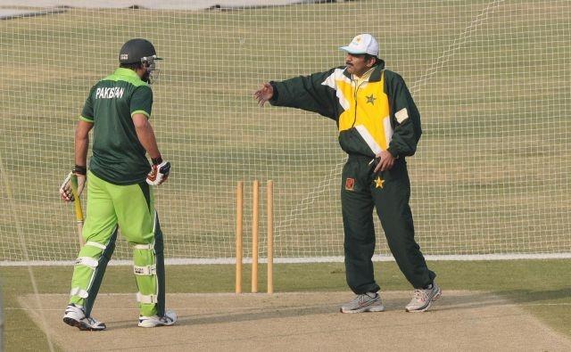 Miandad not a batting consultant: PCB