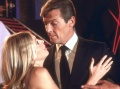 Roger Moore beaten up by former wives