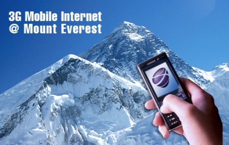 Now, make video calls even from Mt Everest!