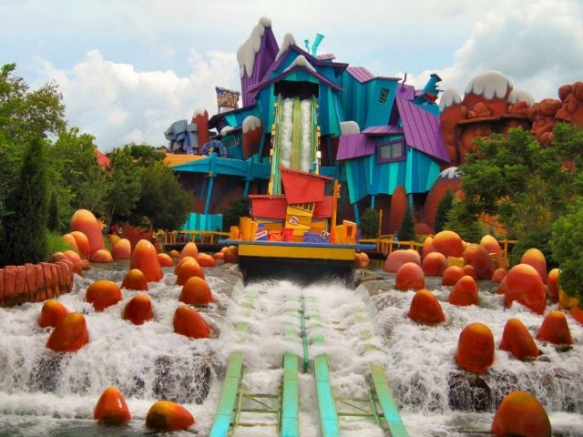 Best Water Ride