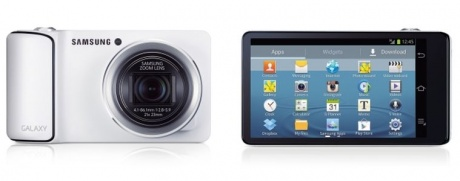 Samsung Galaxy Camera coming in November!
