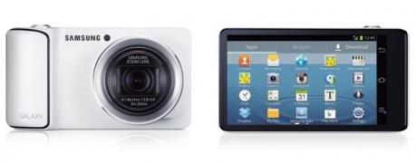 Samsung Galaxy Camera coming in November!