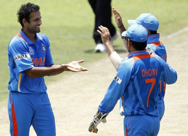 India win World Twenty20 warm-up match