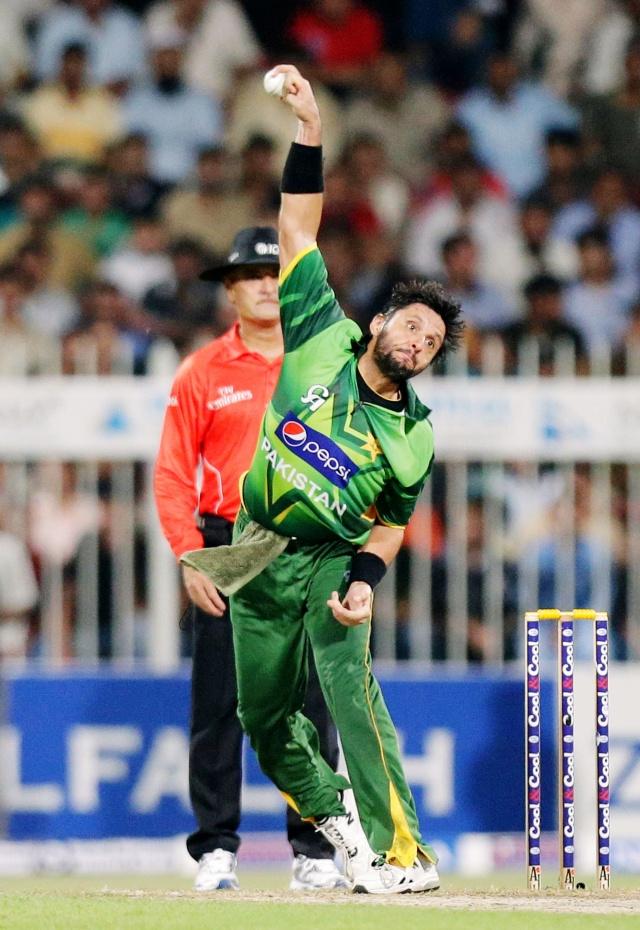 Shahid Afridi (Pakistan)