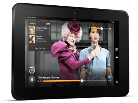 Kindle Fire HD screen a 'major improvement' over regular model