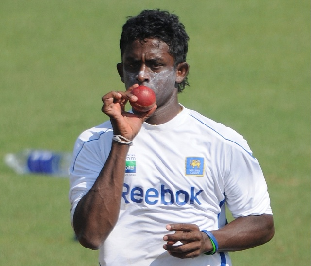 Sri Lanka fret over Ajantha Mendis' injury