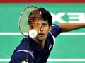 Four Indians in quarters of China Masters